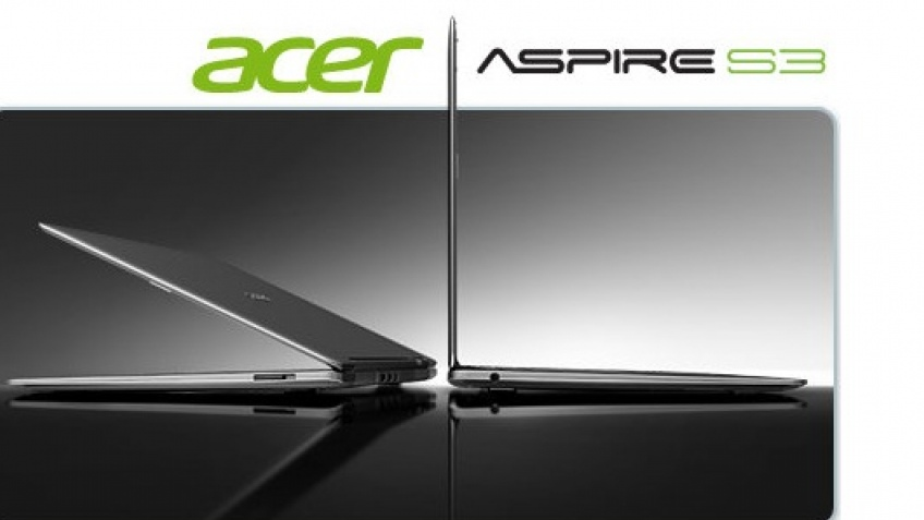 Acer хочет быть как Apple
