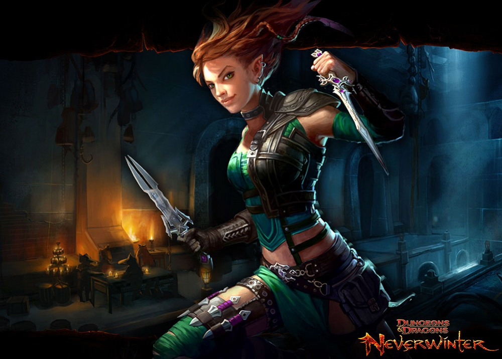 Neverwinter доберется до Xbox One в конце марта