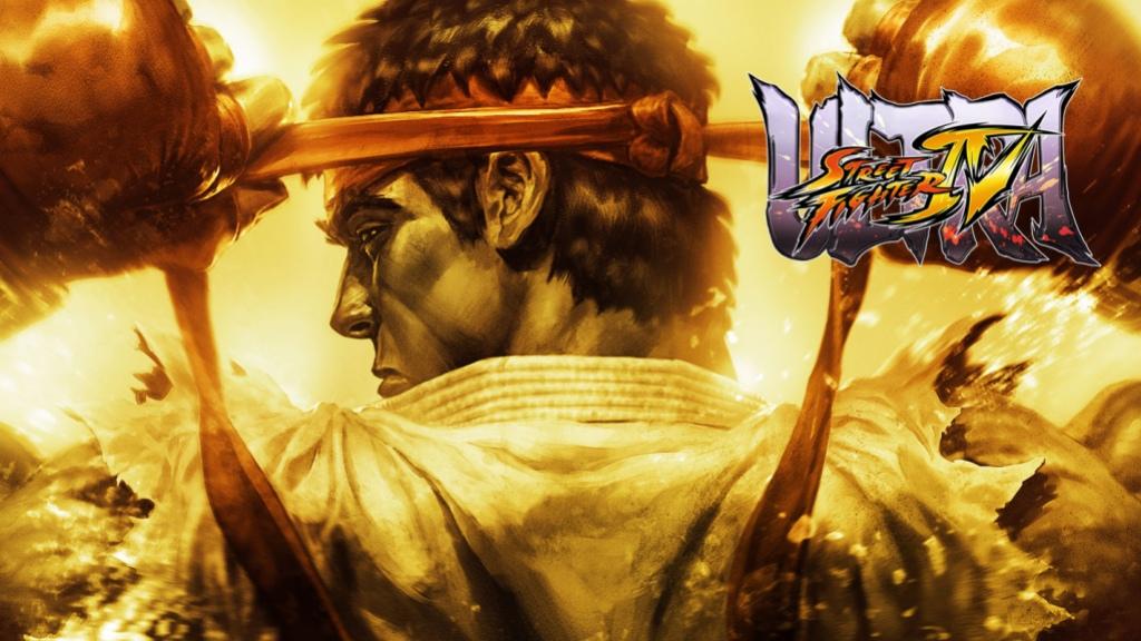 К выходу Ultra Street Fighter4 на PS4 подготовили трейлер