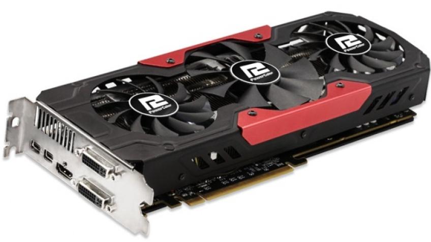 PowerColor представила видеокарту Devil HD 7870