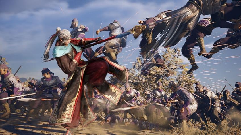 Геймплейный ролик Dynasty Warriors9 знакомит с игровой механикой