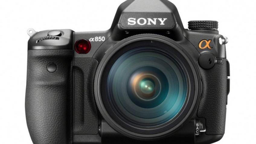 Новые зеркальные фотокамеры Sony