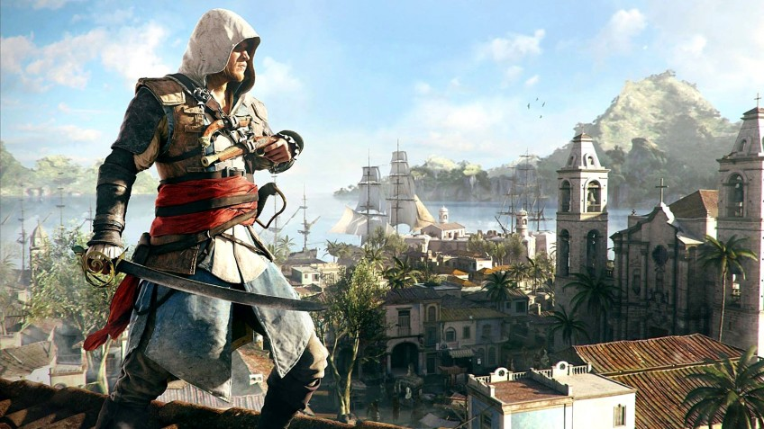 Похоже, Assassin's Creed IV: Black Flag и Rogue выйдут на Nintendo Switch