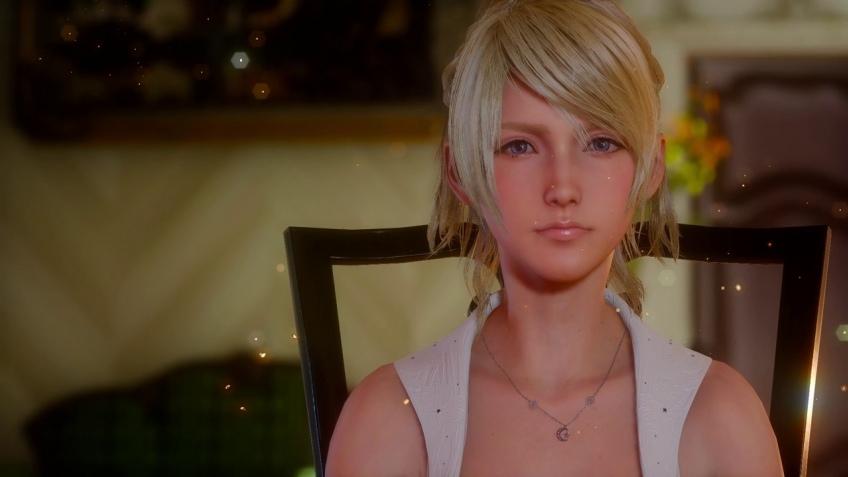 Разработчики Final Fantasy XV выпустили новый арт в поддержку Тайваня