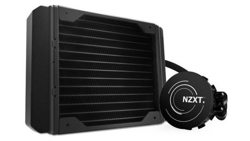 NZXT выпустила систему водяного охлаждения Kraken X31