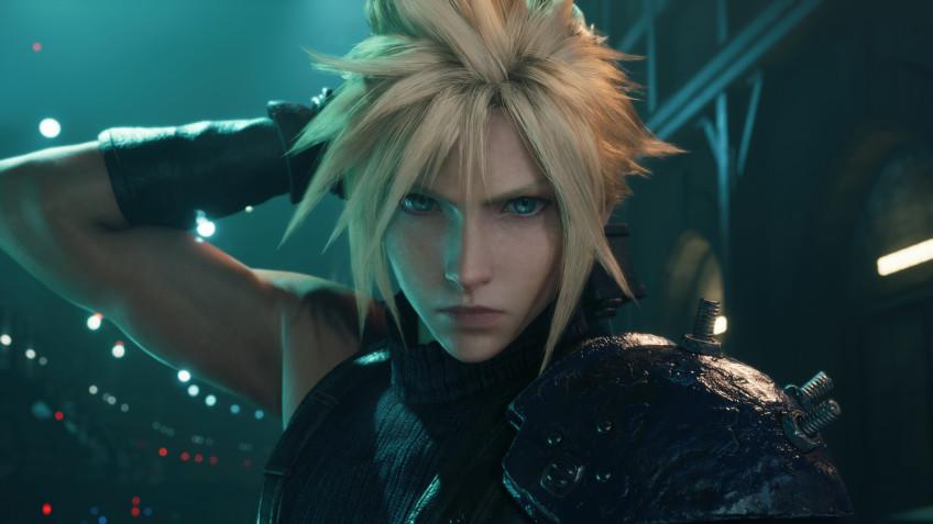 Ремейк Final Fantasy VII для PS4 раздадут в PS Plus, но без апгрейда до PS5
