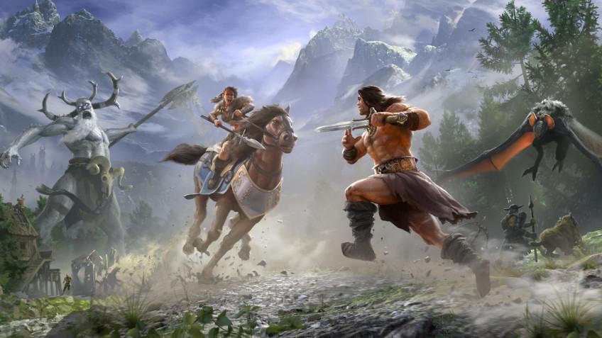 Авторы Conan Exiles показали улучшения оптимизированной для Xbox Series версии игры
