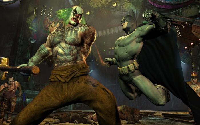 Batman: Arkham City в октябре
