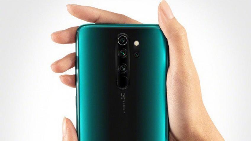 Redmi Note8 Pro с камерой на64 МП официально привезли в Россию
