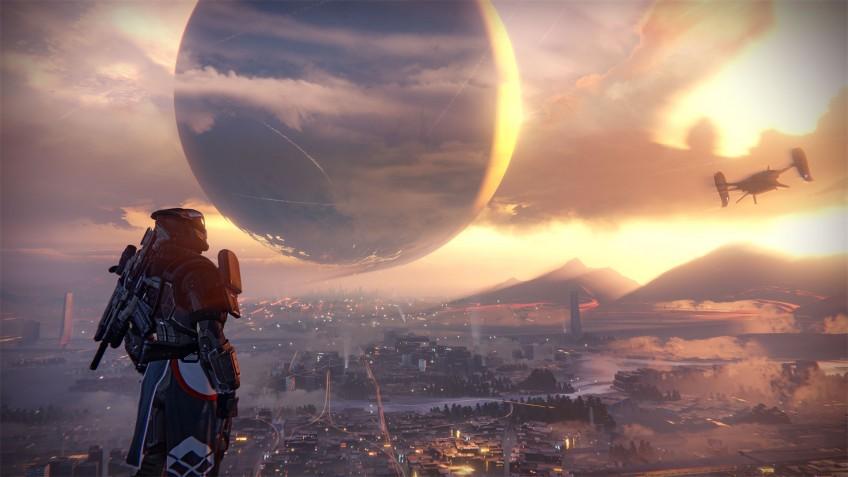 В Башне Destiny2 началось строительство нового пространства