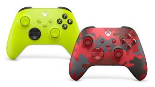 Для геймпадов Xbox Series анонсировали ещё два новых цвета