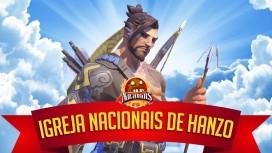 В Бразилии открылась официальная церковь героя Overwatch Хандзо