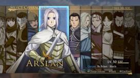 KOEI TECMO подтвердила, что Arslan: The Warriors of Legend выйдет на PC