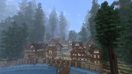 Разработка самой большой карты для Minecraft продолжается