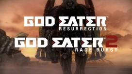 Серию God Eater выпустят на Западе