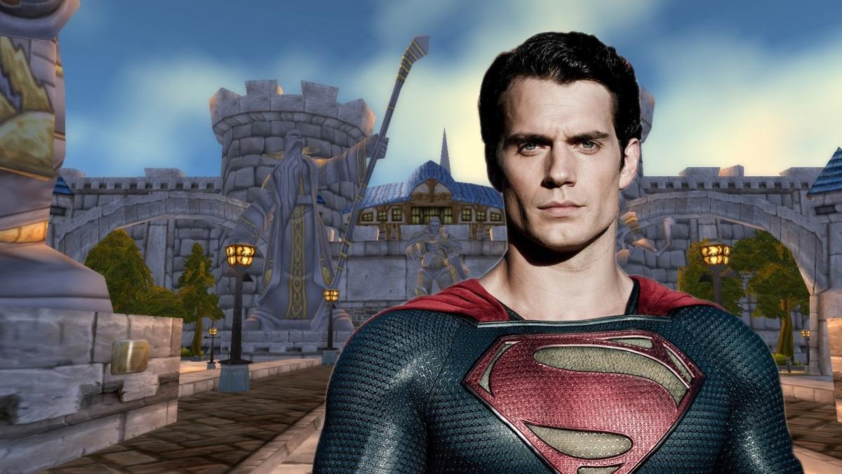 Супермен едва не лишился роли из-за World of Warcraft