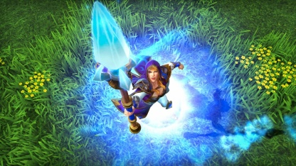 Blizzard передумала «подгонять» сюжет Warcraft III: Reforged под World of Warcraft