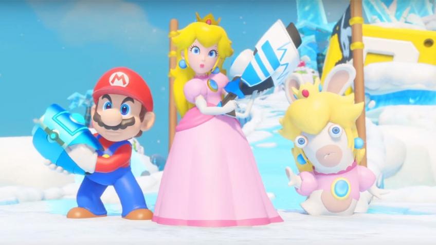 Релизный трейлер Mario + Rabbids: Kingdom Battle посвятили отзывам критиков