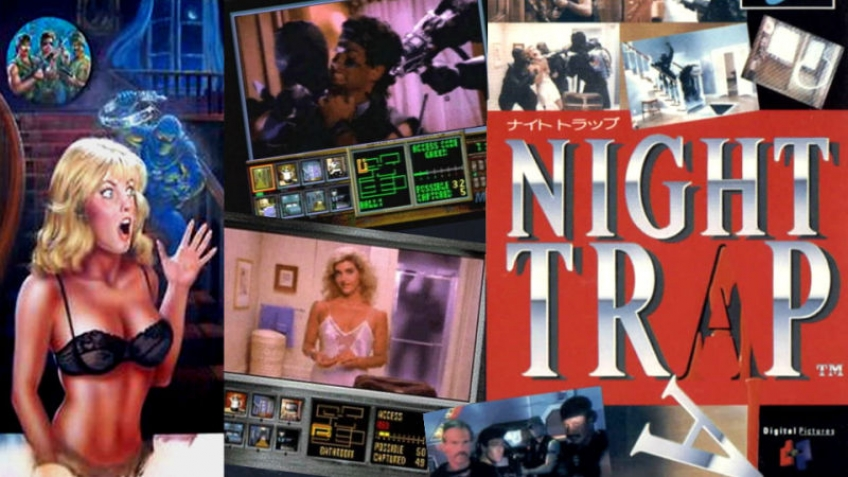 Переиздание Night Trap выйдет через25 лет после релиза