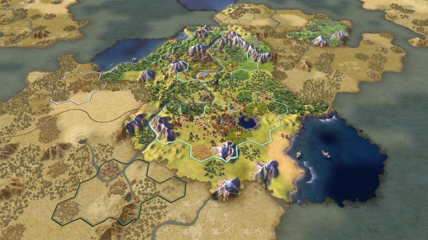Civilization VI теперь доступна на iPhone