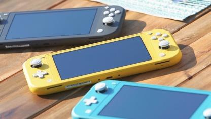Nintendo анонсировала Switch Lite — полностью портативную консоль