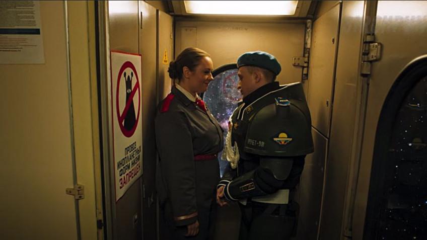 BadComedian снялся в новом ролике «Кибердеревни»