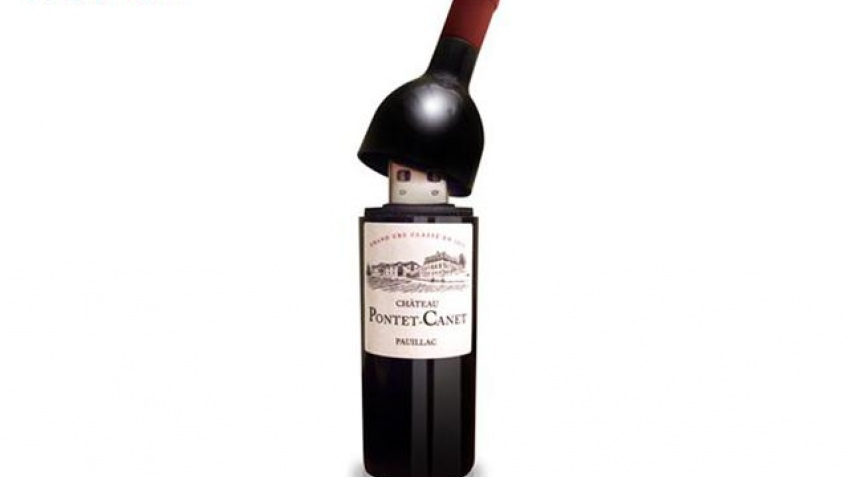 Флэшка для любителей французских вин