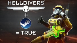 Кооперативный экшен Helldivers выйдет на PC