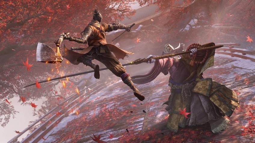 Моддер добавил в Sekiro: Shadows Die Twice вид от первого лица