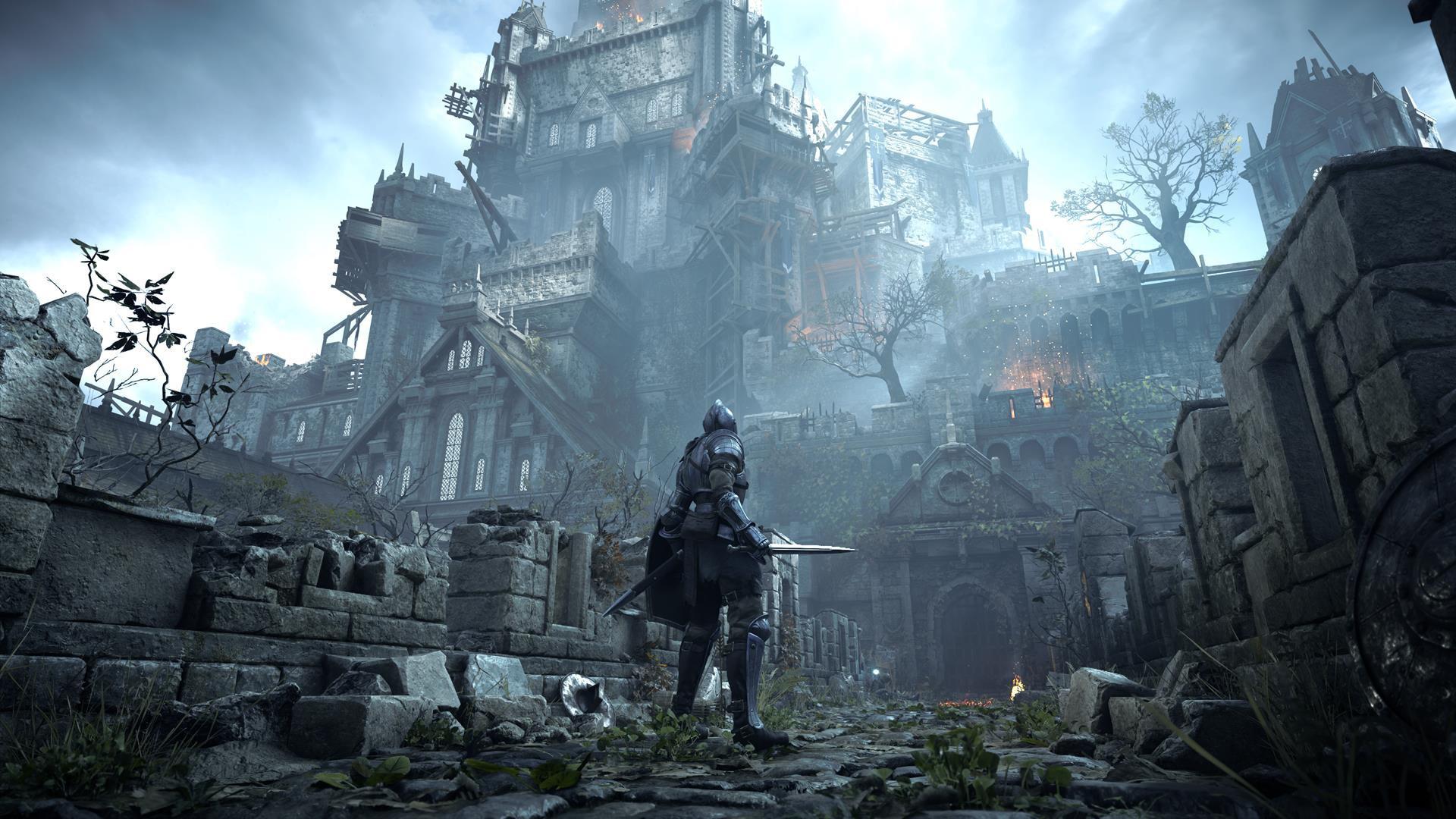 Первый геймплейный ролик ремейка Demon's Souls