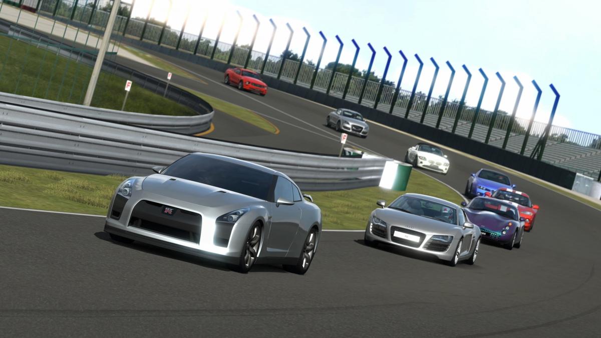 Gran Turismo5 сделает из вас настоящего гонщика