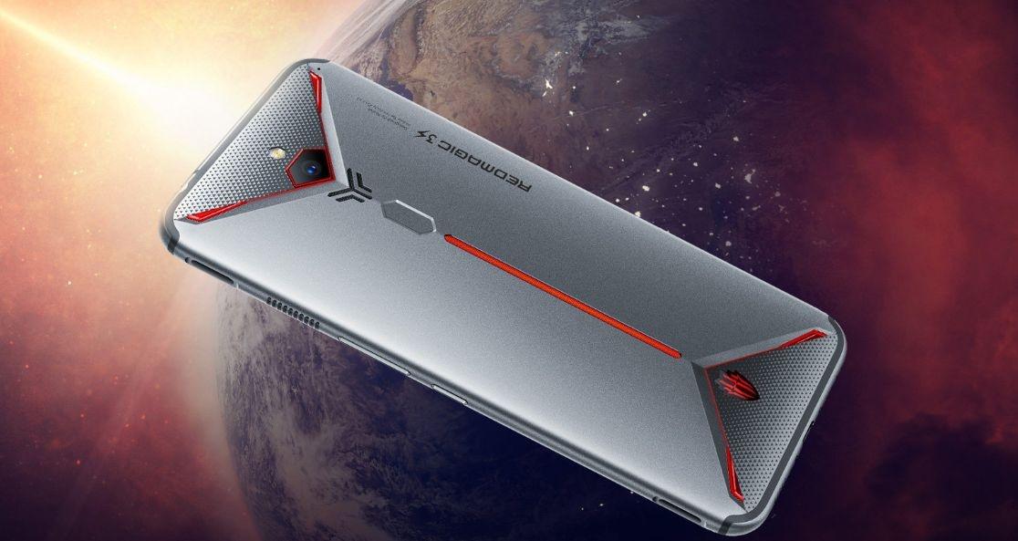 Игровой смартфон Nubia Red Magic 5G получит экран с частотой 144 Гц