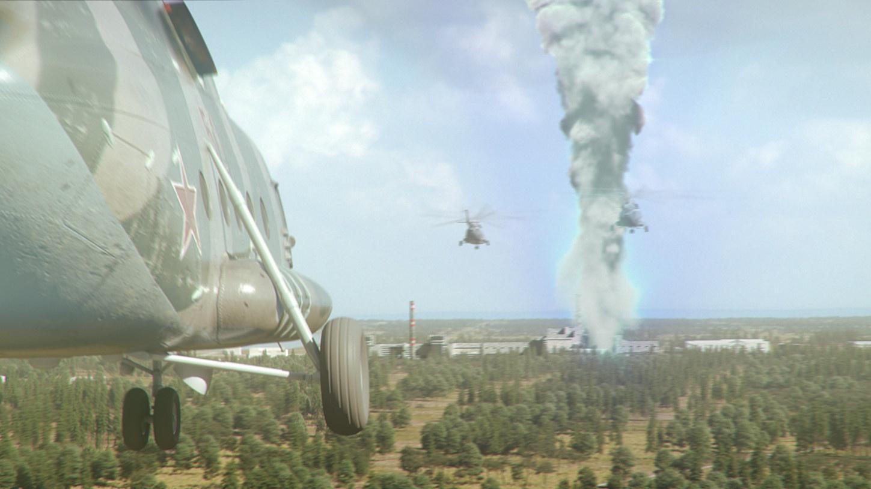 Симулятор Chernobyl Liquidators обещают сделать реалистичным