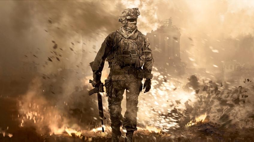 Ремастер кампании Modern Warfare2 получил возрастной рейтинг