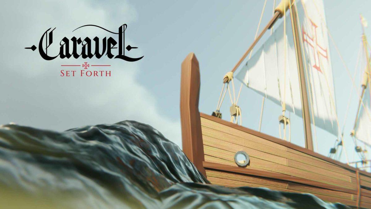 Студии Tricephalus и Headless анонсировали симулятор Caravel: Set Forth