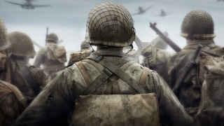 Call of Duty: WWII раздадут подписчикам PS Plus уже завтра