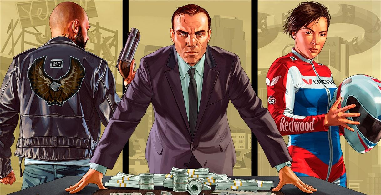 Grand Theft Auto V появилась в библиотеке Xbox Game Pass