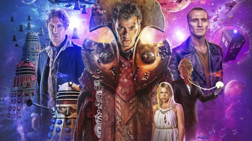 BBC анонсировала новую эпоху «Доктора Кто» с тремя Докторами