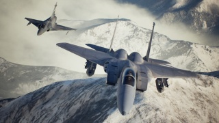 Трейлер дополнения Unexpected Visitor для Ace Combat 7: Skies Unknown