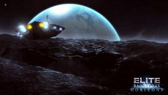 Elite: Dangerous Horizons совершает первую посадку