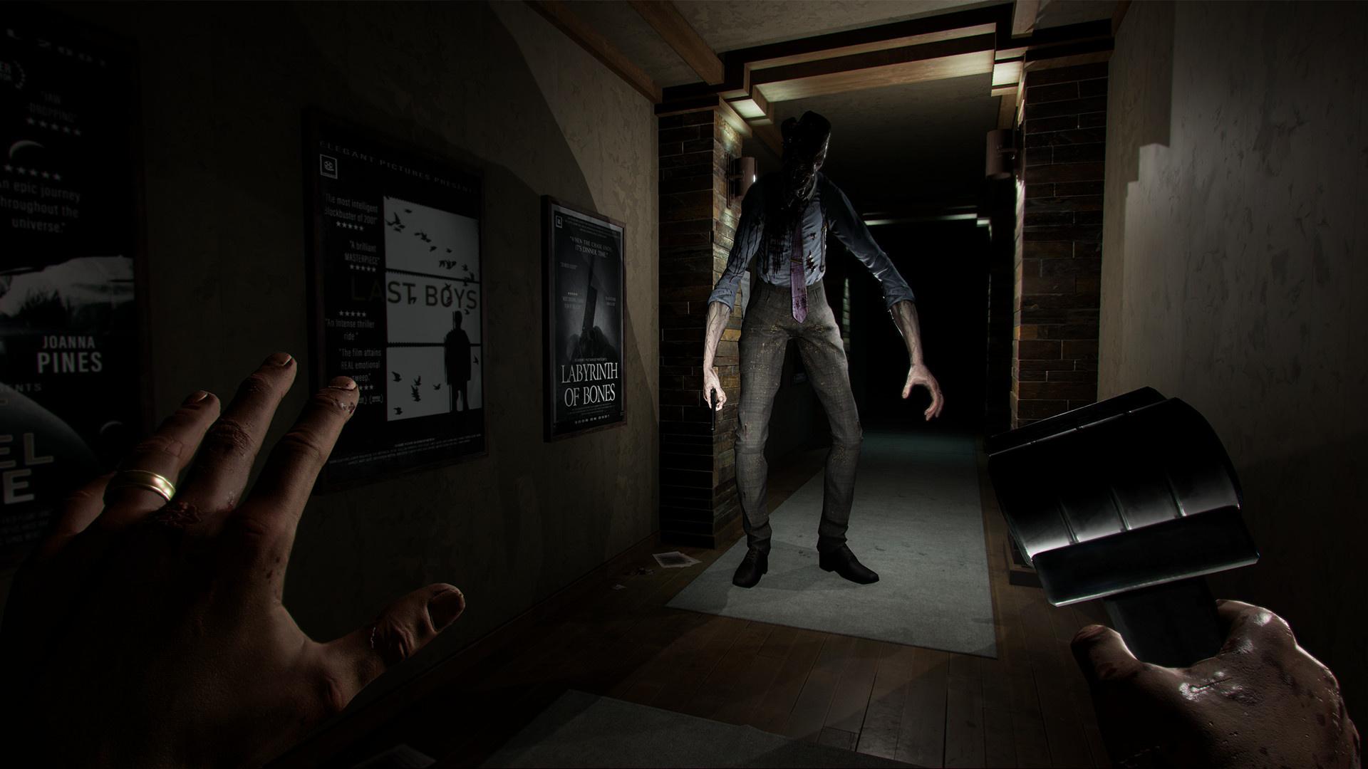 VR-хоррор Wraith: The Oblivion — Afterlife появится на PlayStation уже7 октября