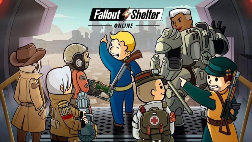 Fallout Shelter Online выйдет на Западе, может, даже в России