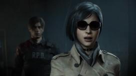 TGS 2018: свежий трейлер ремейка Resident Evil2 и первый взгляд на Аду Вонг
