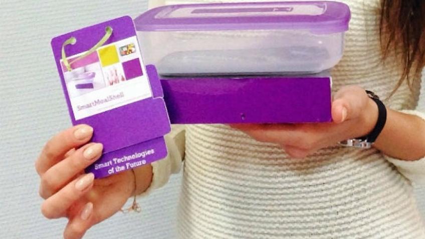 В Томске изобрели контейнер, умеющий читать SMS