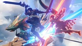 Битва со скелетами и кооперативный квест в Granblue Fantasy: Relink