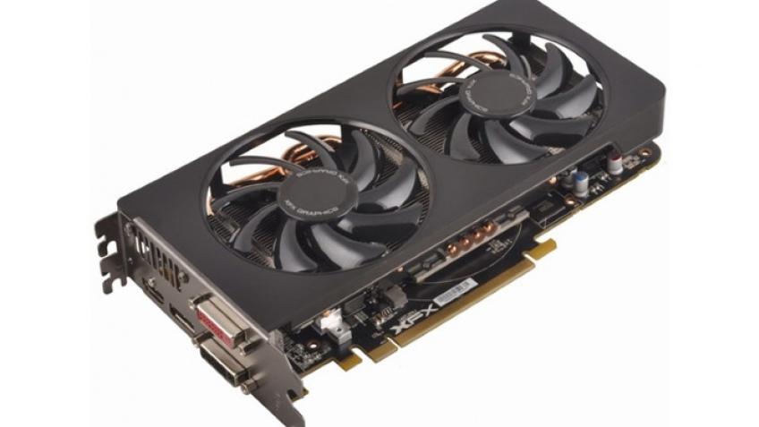 AMD анонсировала видеокарту Radeon R9 285