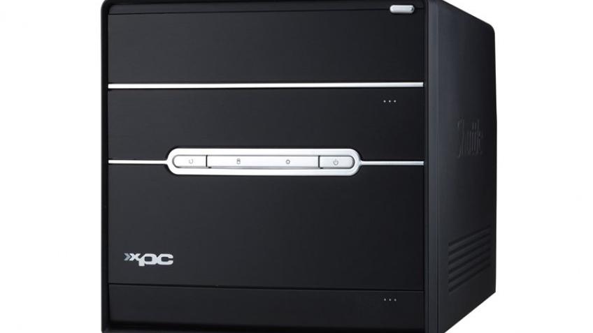 Обновление компьютера Shuttle XPC