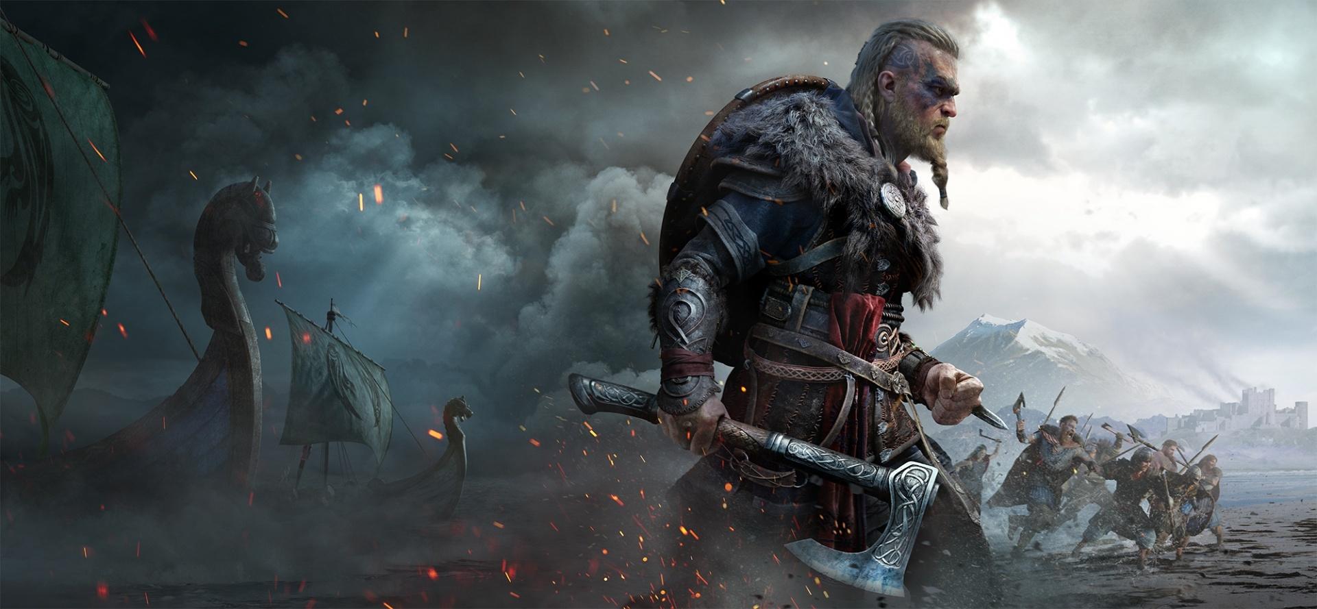 Да, социальный стелс вернётся в Assassin's Creed Valhalla — и другие детали игры