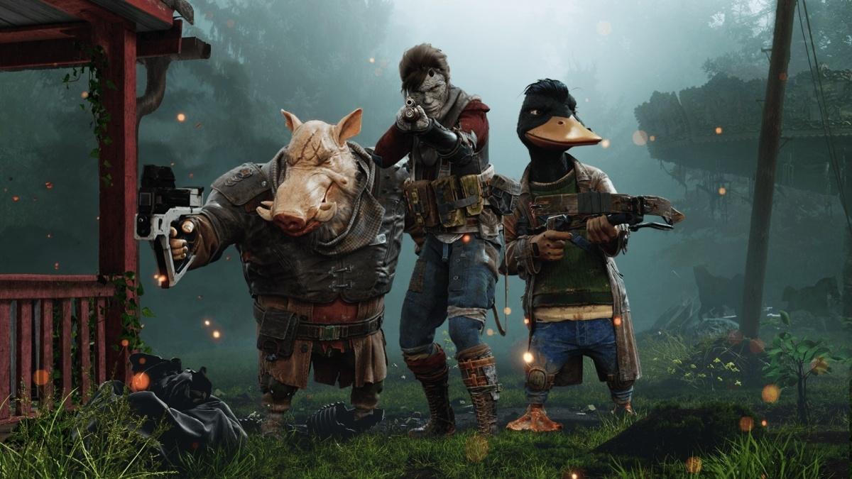 Новыми бесплатными играми в Epic Games Store станут Hyper Light Drifter и Mutant Year Zero