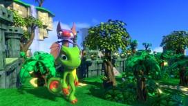 Авторы Yooka-Laylee назвали дату выхода игры и отменили Wii U-версию